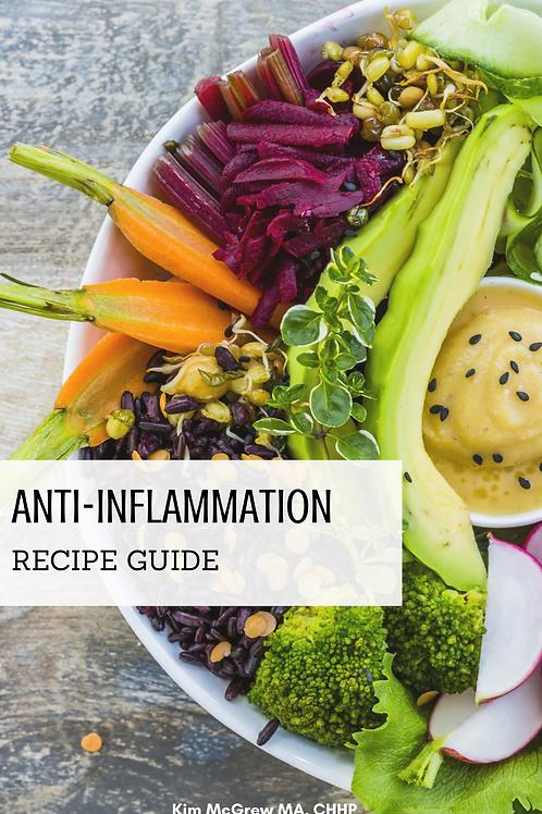 Anti-Inflammation Recipe Guide
