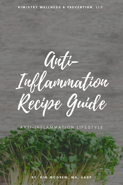Anti-Inflammation Guide