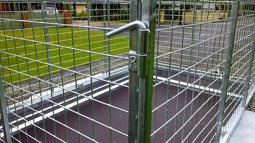 600mm  8x5 ORION Trailer Crate, Hot-Dip Galvanised