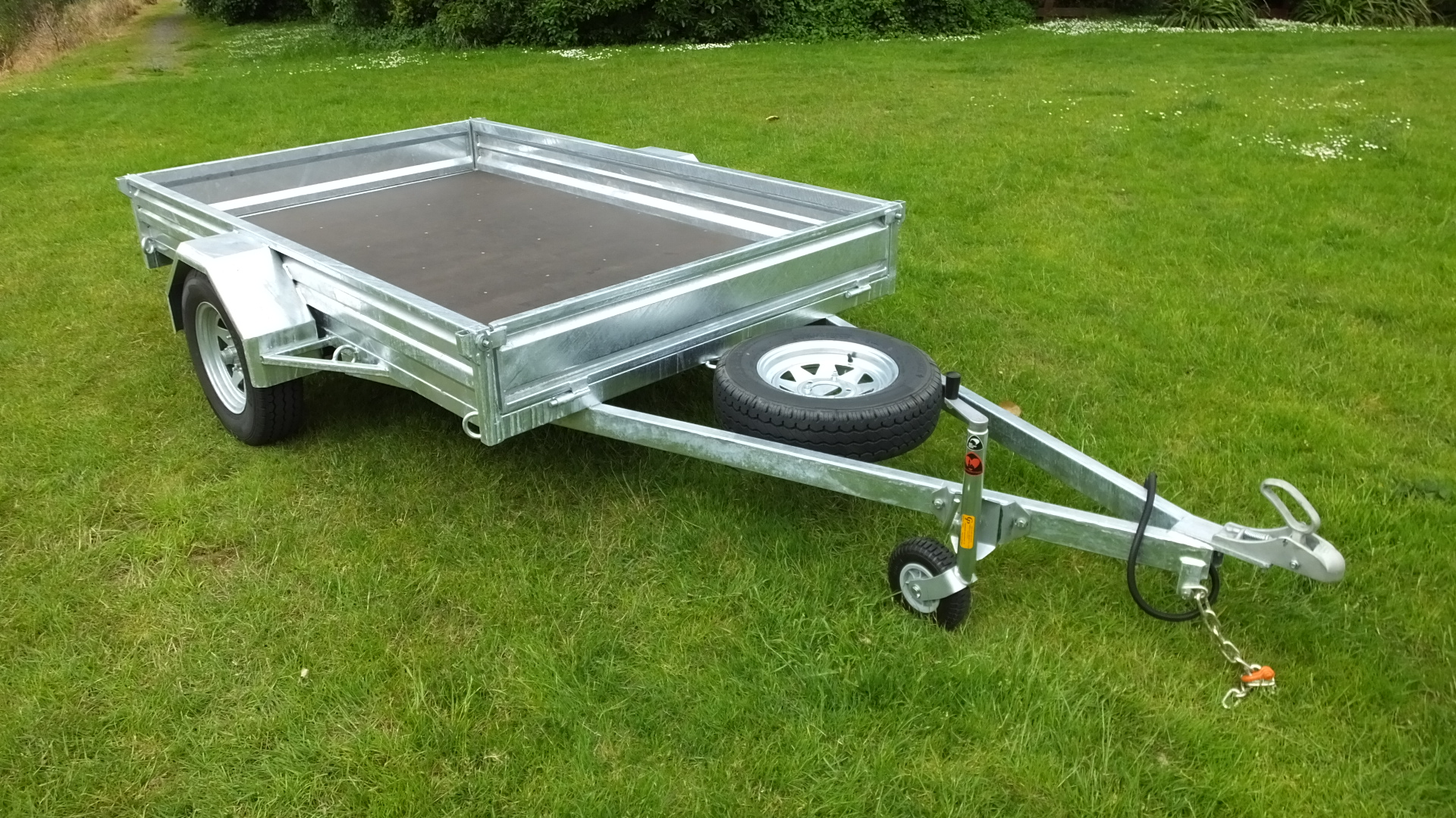 ORION 8x5 Single Axle Trailer
