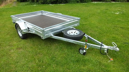 8x5 ORION Single Axle Trailer.  Rated 1380kg