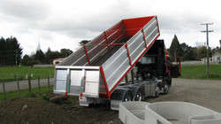 ORION Custom Fabricated Truck Decks