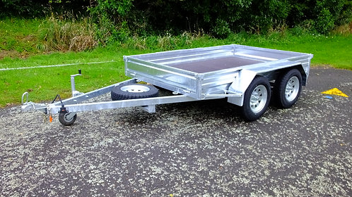 8x5 ORION Tandem Axle Trailer.  Rated 2000 kg