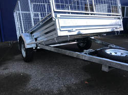 8x5 Axle Tip & Crate