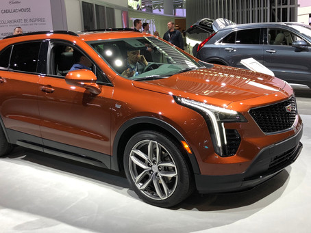Cadillac Prepares for the Future With The 2019 XT4