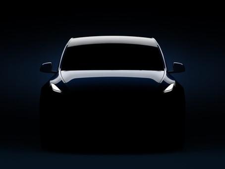 Tesla Model Y Event: Nice Try!