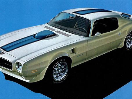 Would You Get Behind A Modern Pontiac Firebird?