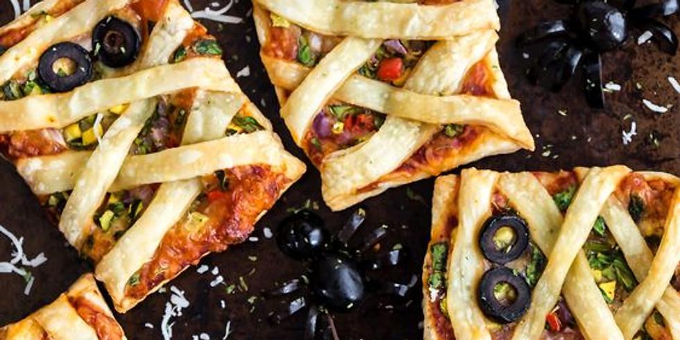 Halloween Pizza Party - Enfants