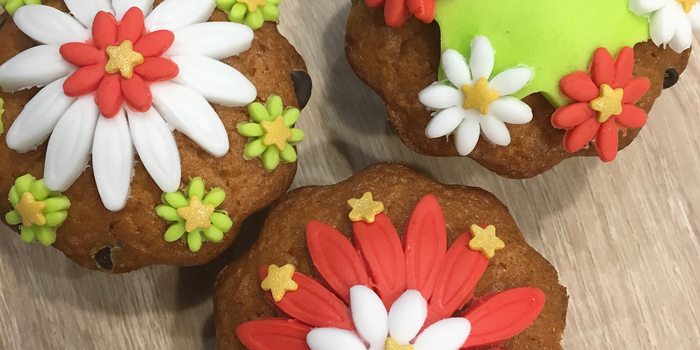Cupcakes de Pâques - enfants ados