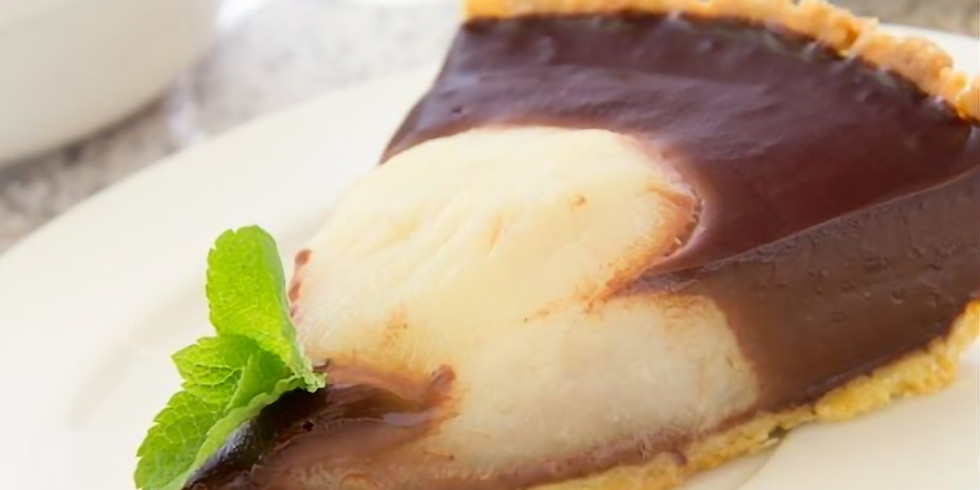 Tartelettes poires chocolat - enfants