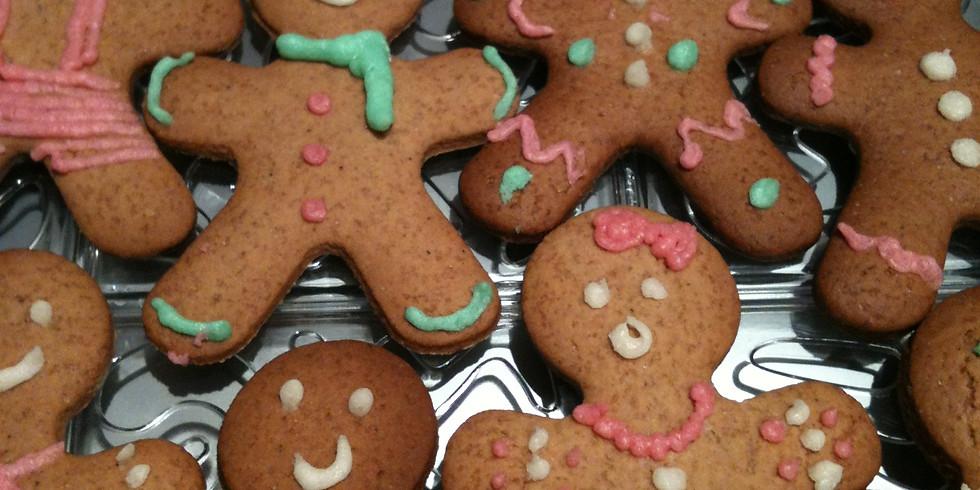 Petits biscuits et gâteaux de Noël - en duo parent-enfant