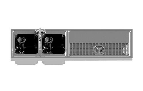 DRAINER - SINK 1500X500