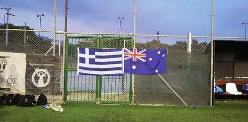Φιλικοί Αγώνες Κ14 & Κ16 Αναγέννησης με Κ16 Αυστραλίας