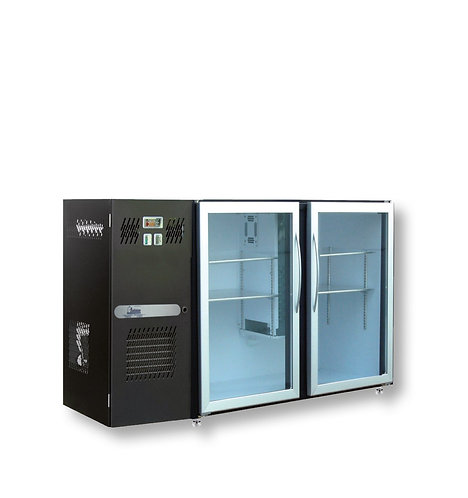 BOTTLE COOLER FI1350 2DM GLASS