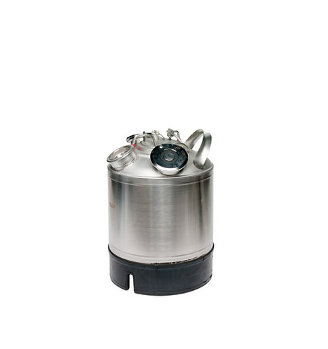 CLEANING BOTTLE STAINLESS STEEL 9L