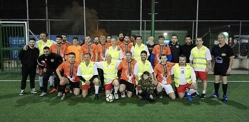 Φιλικός Αγώνας Αναγέννηση - Εθελοντές Αχαρνών Θρακομακεδόνων (22/4/2019)