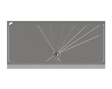 DRAINER FOR GLASSES 800X500