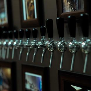 Beer wall debitap