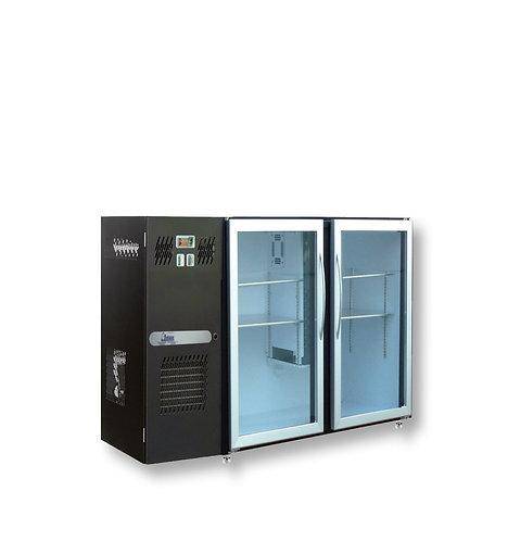 BOTTLE COOLER FI1240 2D GLASS