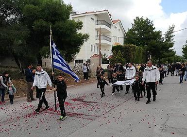 Παρέλαση 28ης Οκτωβρίου 2018