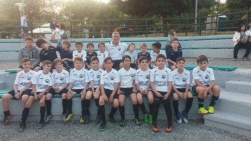 Επίδειξη street soccer από projuniors και juniors της Αναγέννησης