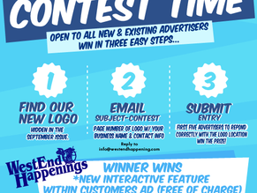Contest For Our Advertisers!