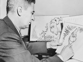 Surprising Facts About Dr. Seuss