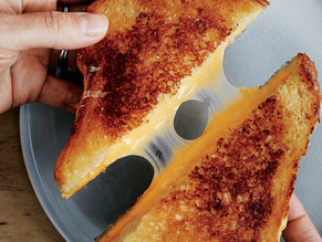 April 12 - National Grilled Cheese Sandwich Day