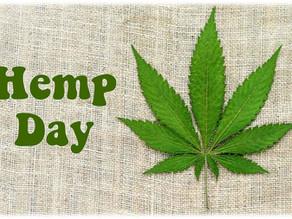 Happy National Hemp Day – February 4