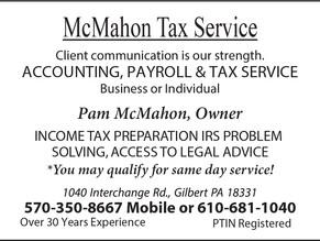 McMahon Tax Service