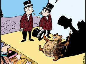 Happy Groundhog's Day!