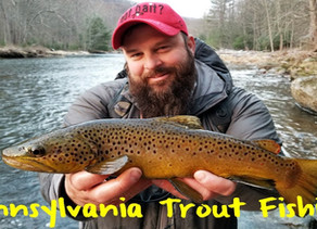 Pennsylvania Trout Fishing Season Now Open