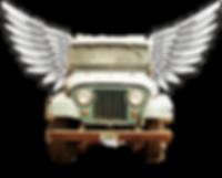 Le Black Sheep Jeepsy Wagon
