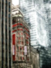 """Dream...22'x15""""...collagraph"""