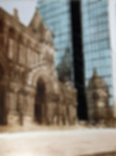 "Juxtapositions-Trinity...30""x22""...collagraph"
