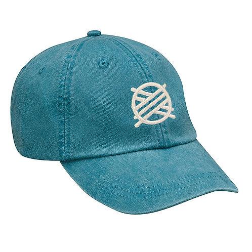 CC Beach Wash Teal Hat