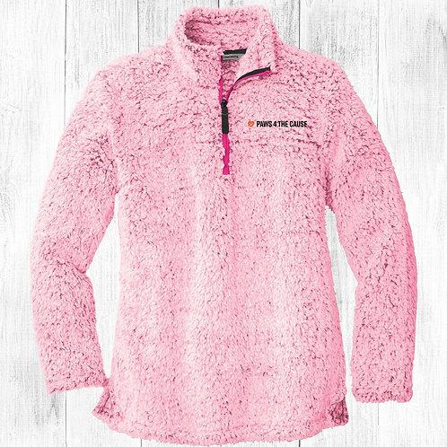 Ladies Cozy Sweater for Puppies