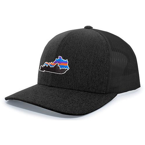 PataKY Black Heather Trucker Hat