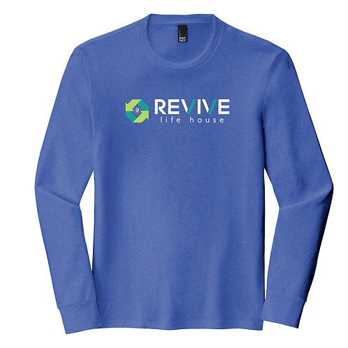 Unisex Royal Frost Long Sleeve TShirt