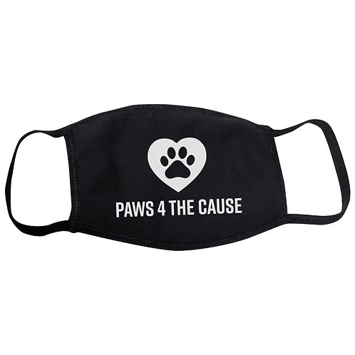 Black Paws Mask