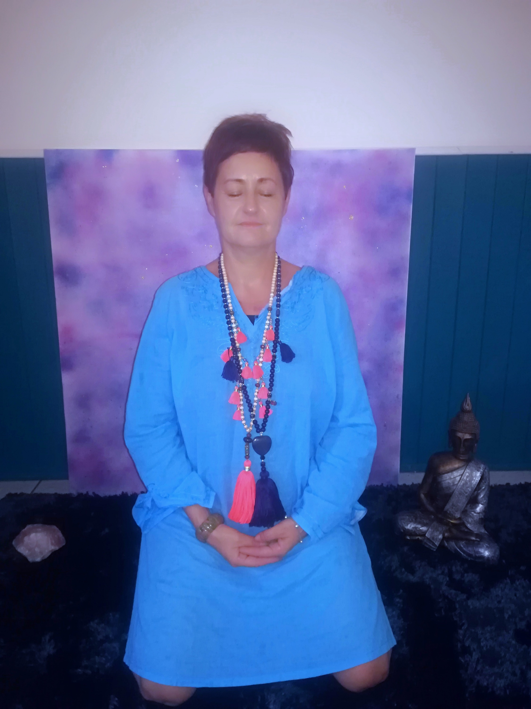 Méditaition guidée Corinne