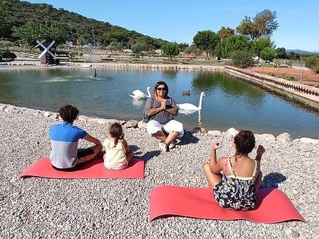 Magalie relaxation enfants