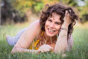 Delphine Gentile professeure de Yoga