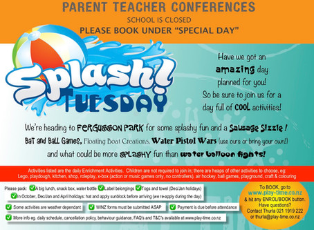 Matua School - Parent Teacher Conferences