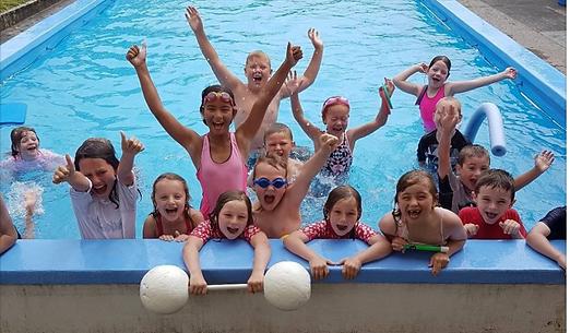 Pool fun | PlayTime OSCAR Programmes | After School & Holiday Care | Matua | Tauranga | Papamoa | Te Puke | Arataki