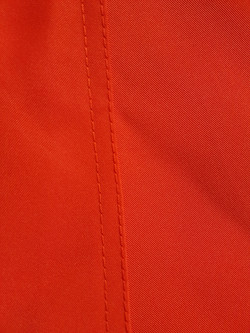 Double stitched seams