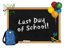 Last Day of School, Dec 15th - Schools Close Early (12.30pm)