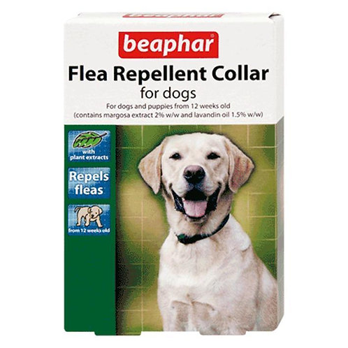 Beaphar Dog Flea Repellent Collar