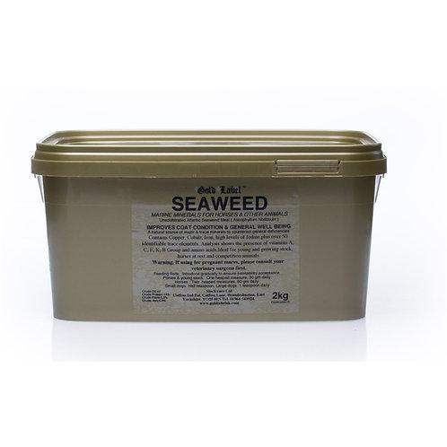 Gold Label Seaweed Supplement - 2kg