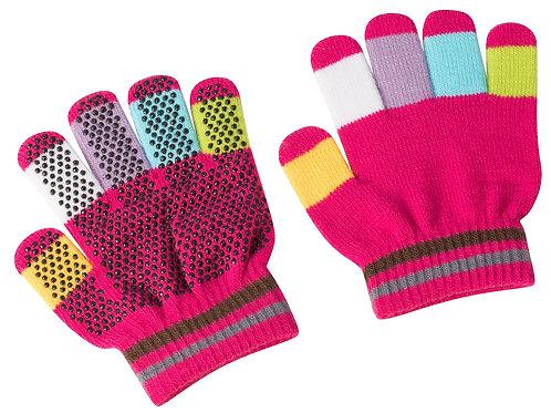 Bitz Childrns Magic Stretch Riding Gloves